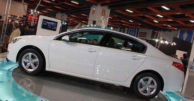2012 Peugeot 508 1.6 THP Premium  第5張相片