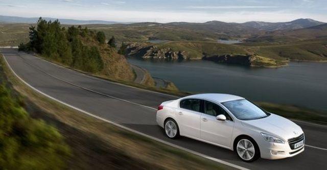 2012 Peugeot 508 1.6 THP Premium  第7張相片