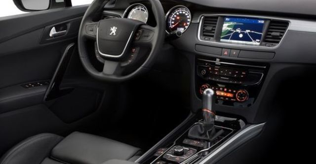 2012 Peugeot 508 2.0 HDi Allure  第5張相片