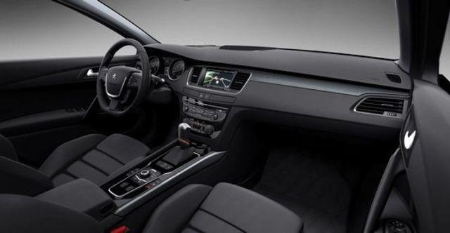 2012 Peugeot 508 2.0 HDi Allure  第11張相片