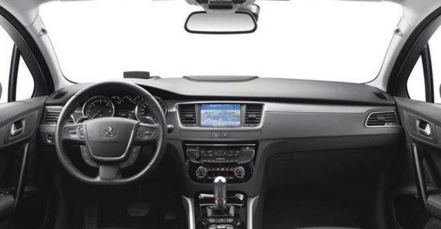 2012 Peugeot 508 SW 2.0 HDi Allure  第5張相片