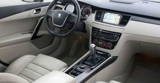 2012 Peugeot 508 SW 2.0 HDi Allure  第9張相片