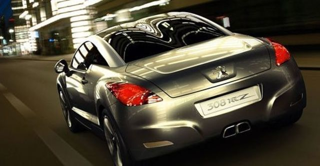 2012 Peugeot RCZ THP 156  第3張相片