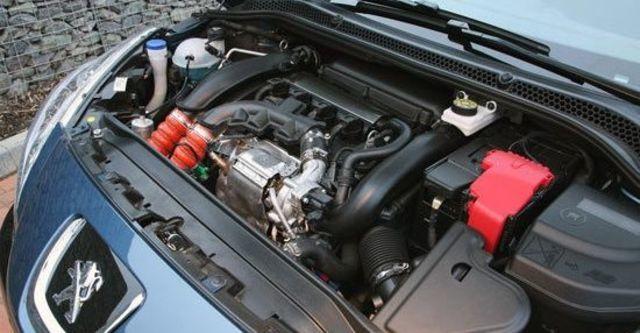 2012 Peugeot RCZ THP 156  第10張相片