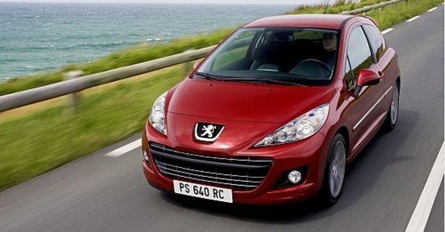 2011 Peugeot 207 3D GTi  第3張相片