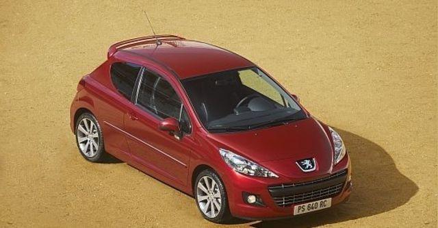 2011 Peugeot 207 3D GTi  第5張相片