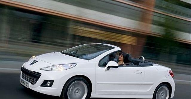 2011 Peugeot 207 CC 1.6 Sport  第1張相片