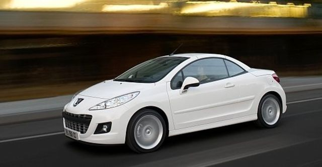 2011 Peugeot 207 CC 1.6 Sport  第3張相片
