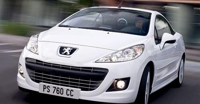 2011 Peugeot 207 CC 1.6 Sport  第4張相片