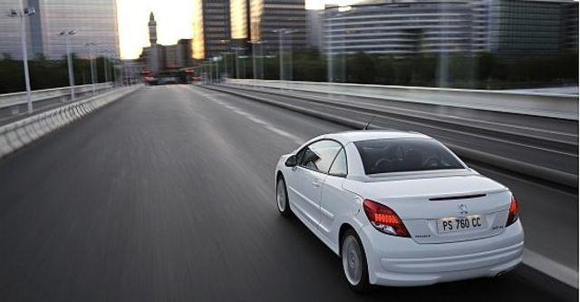 2011 Peugeot 207 CC 1.6 Sport  第6張相片