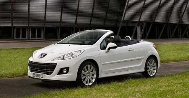 2011 Peugeot 207 CC 1.6 Sport  第7張相片