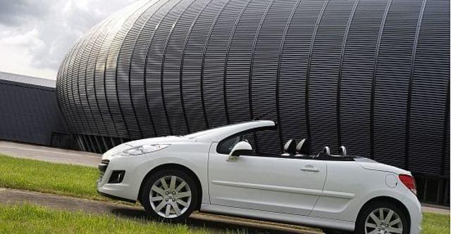 2011 Peugeot 207 CC 1.6 Sport  第8張相片