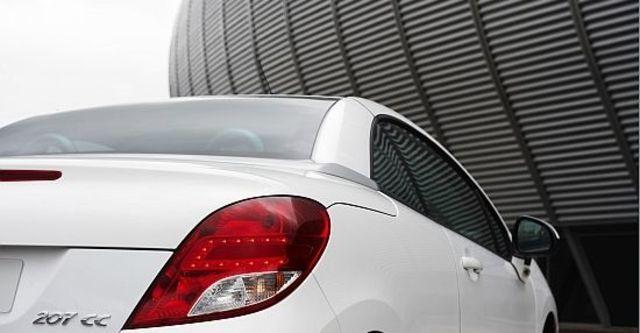2011 Peugeot 207 CC 1.6 Sport  第9張相片
