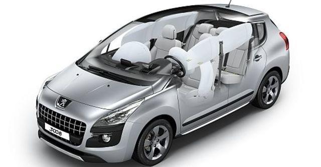 2011 Peugeot 3008 1.6 HDi Design  第10張相片