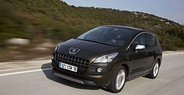 2011 Peugeot 3008 1.6 HDi Premium  第1張相片