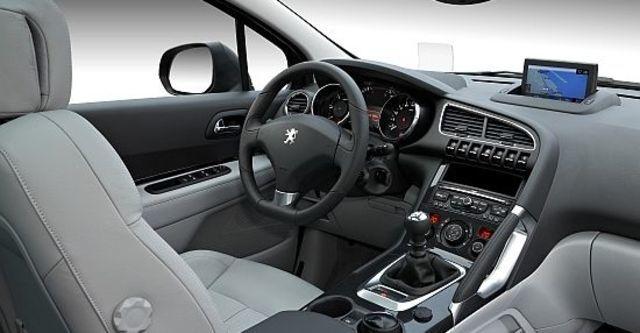2011 Peugeot 3008 1.6 HDi Premium  第3張相片