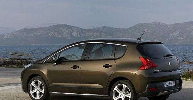 2011 Peugeot 3008 1.6 HDi Premium  第5張相片