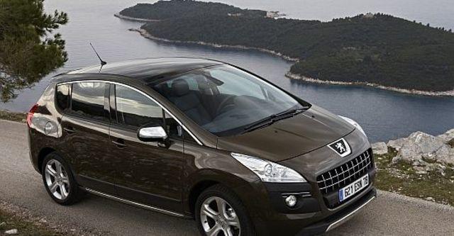 2011 Peugeot 3008 1.6 HDi Premium  第6張相片
