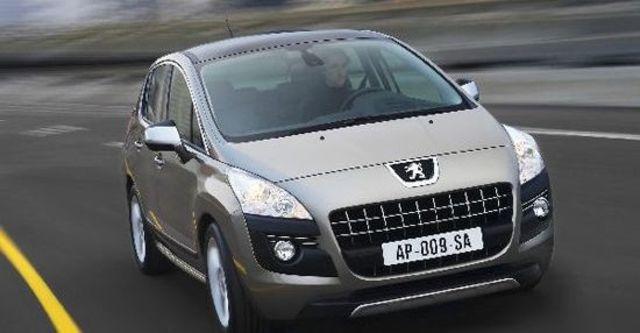 2011 Peugeot 3008 1.6 THP Premium  第1張相片