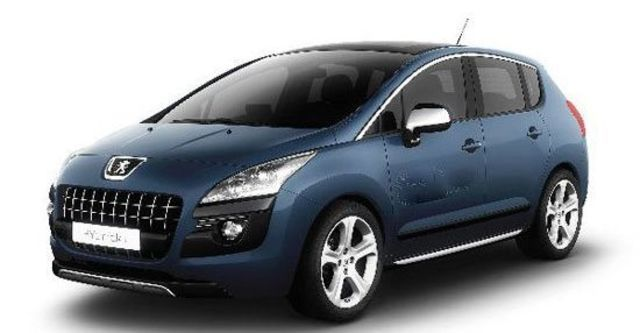 2011 Peugeot 3008 2.0 HDi Design  第1張相片