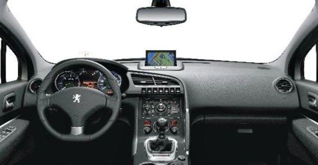 2011 Peugeot 3008 2.0 HDi Design  第5張相片