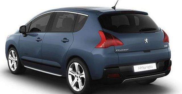 2011 Peugeot 3008 2.0 HDi Design  第9張相片
