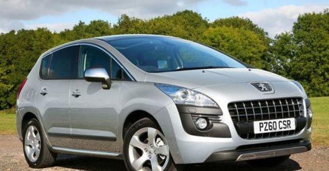 2011 Peugeot 3008 2.0 HDi Premium  第1張相片
