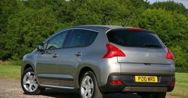2011 Peugeot 3008 2.0 HDi Premium  第5張相片