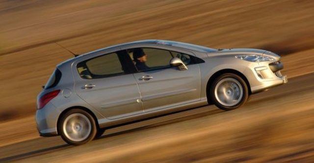 2011 Peugeot 308 1.6 HDi Classic  第8張相片