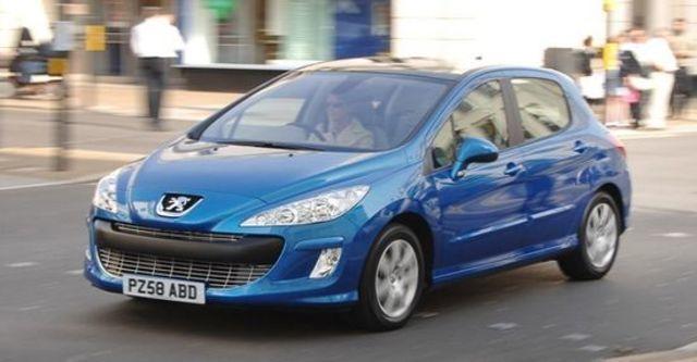 2011 Peugeot 308 1.6 HDi Design  第1張相片