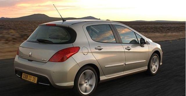 2011 Peugeot 308 2.0 HDi Navi  第4張相片