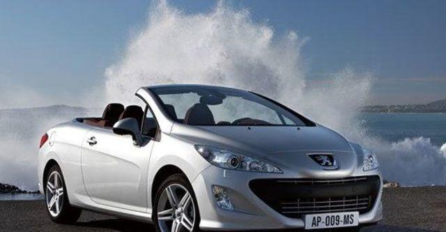 2011 Peugeot 308 CC 1.6 THP  第1張相片