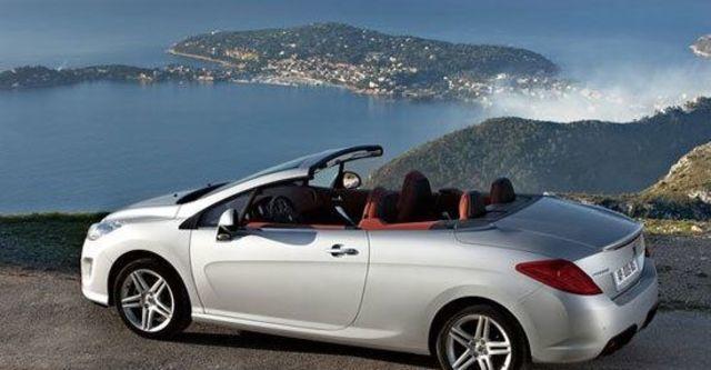 2011 Peugeot 308 CC 1.6 THP  第3張相片