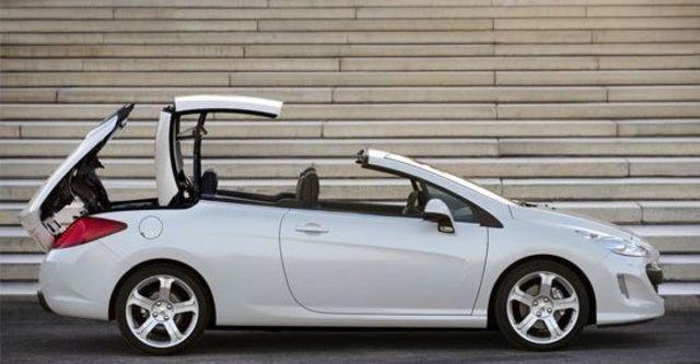 2011 Peugeot 308 CC 1.6 THP  第6張相片