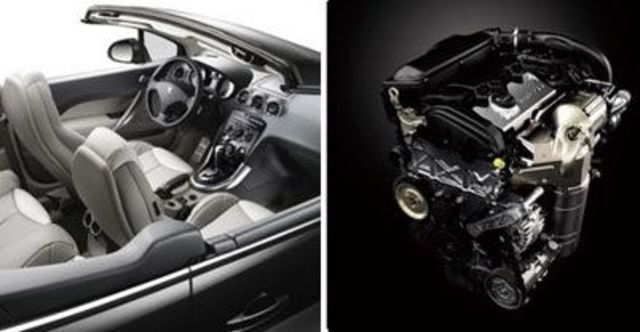 2011 Peugeot 308 CC 1.6 THP  第8張相片