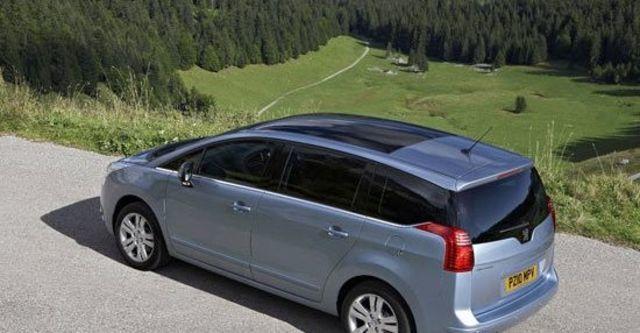 2011 Peugeot 5008 2.0 HDi Premium Pack  第4張相片