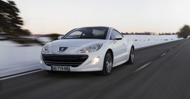 2011 Peugeot RCZ THP 200  第1張相片
