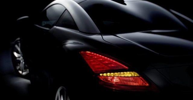 2011 Peugeot RCZ THP 200  第8張相片