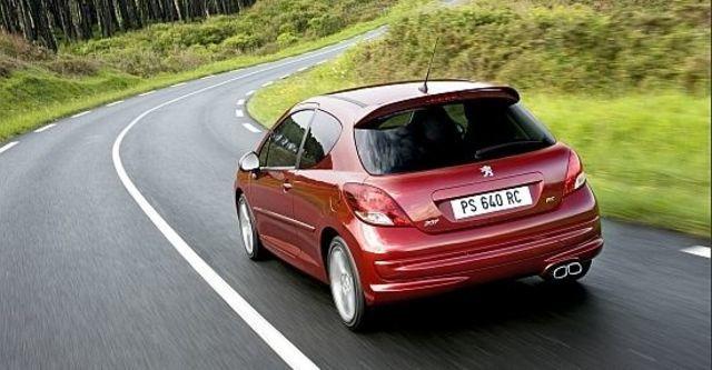 2010 Peugeot 207 GTi 1.6  第3張相片