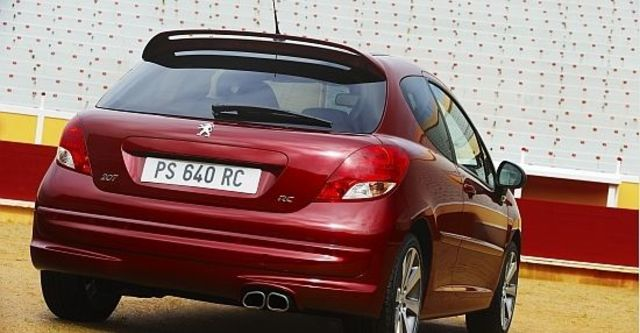 2010 Peugeot 207 GTi 1.6  第7張相片