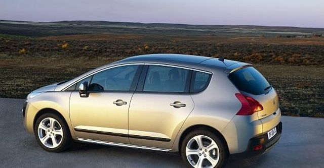 2010 Peugeot 3008 1.6 HDi Classic  第1張相片