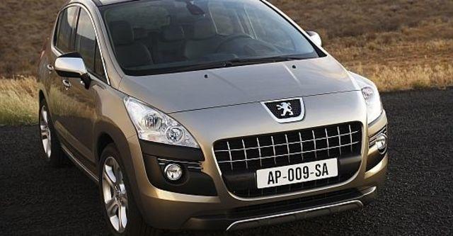 2010 Peugeot 3008 1.6 HDi Classic  第2張相片