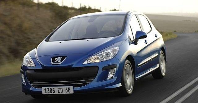 2010 Peugeot 308 1.6 HDi  第1張相片