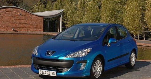 2010 Peugeot 308 1.6 HDi  第3張相片