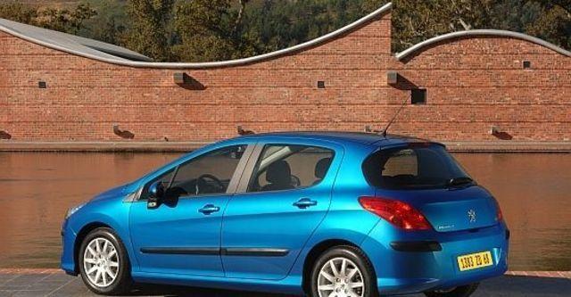 2010 Peugeot 308 1.6 HDi  第4張相片