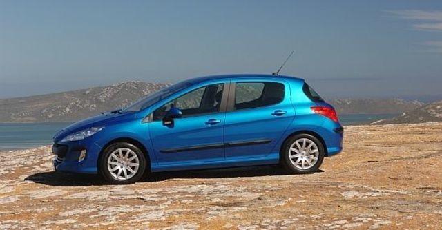 2010 Peugeot 308 1.6 HDi  第5張相片