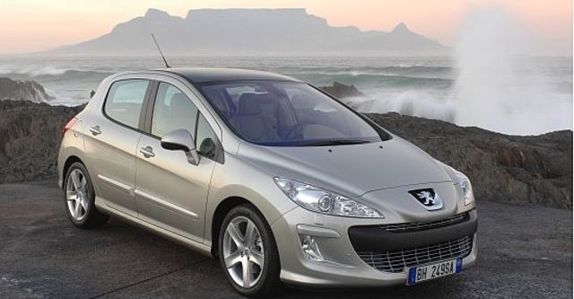 2010 Peugeot 308 2.0 HDi  第1張相片