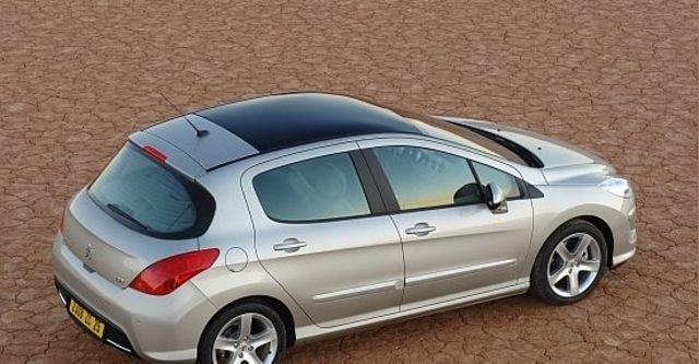 2010 Peugeot 308 2.0 HDi  第3張相片