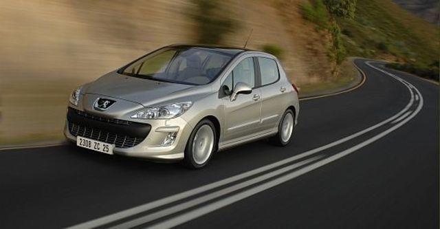 2010 Peugeot 308 2.0 HDi  第4張相片