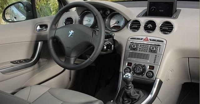 2010 Peugeot 308 2.0 HDi  第6張相片